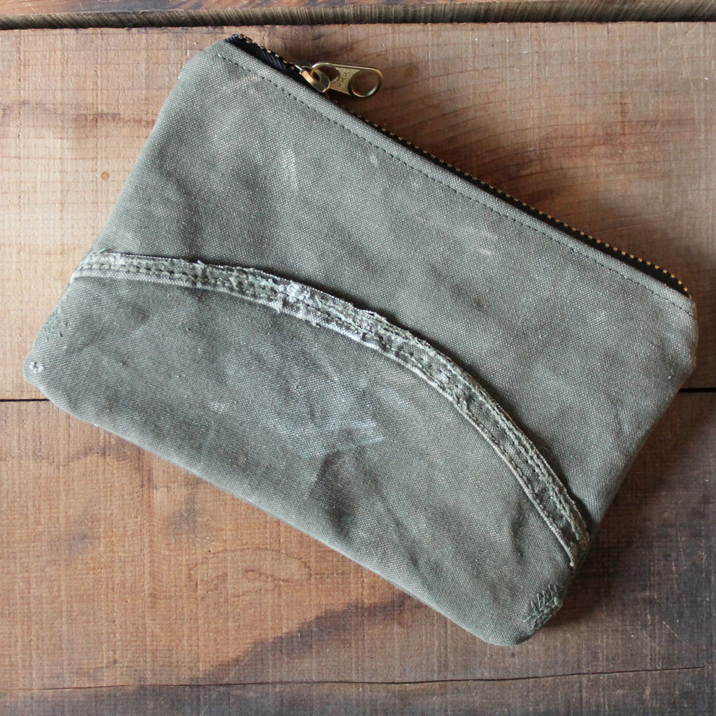 SOLD OUT: Military Wristlet No. 47