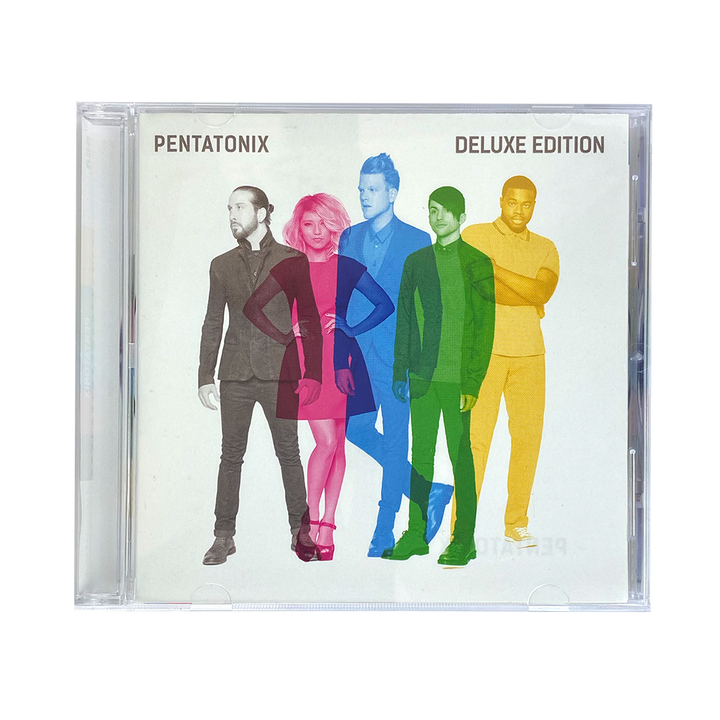 Pentatonix Deluxe Edition CD