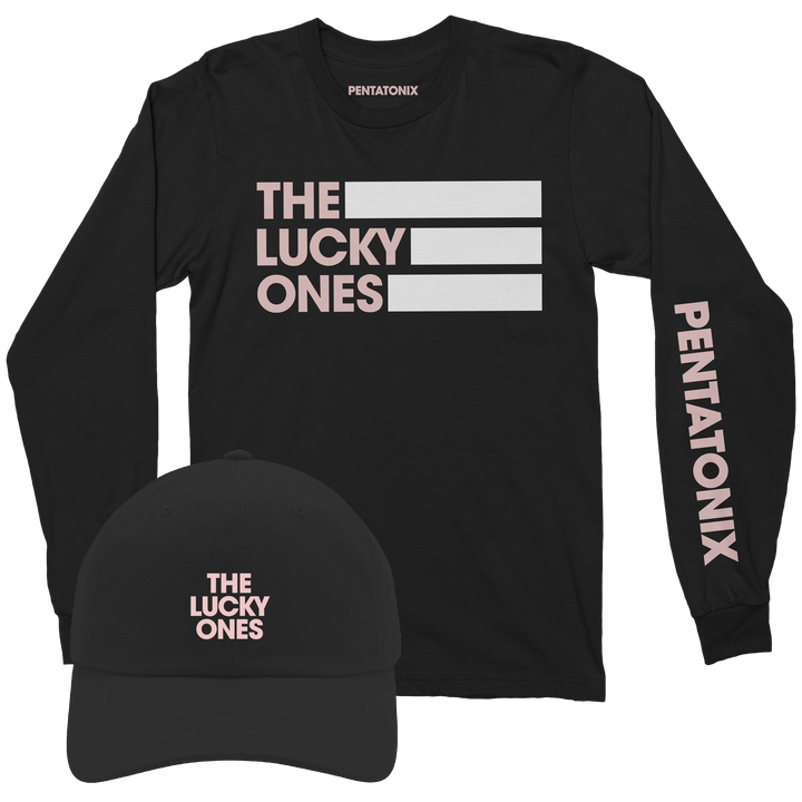 Lucky Bars Long Sleeve & Hat Bundle