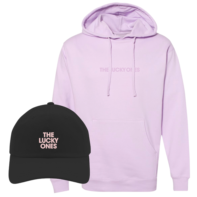 The Lucky Ones Hoodie & Hat Bundle