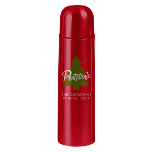 PTX Red Water Bottle