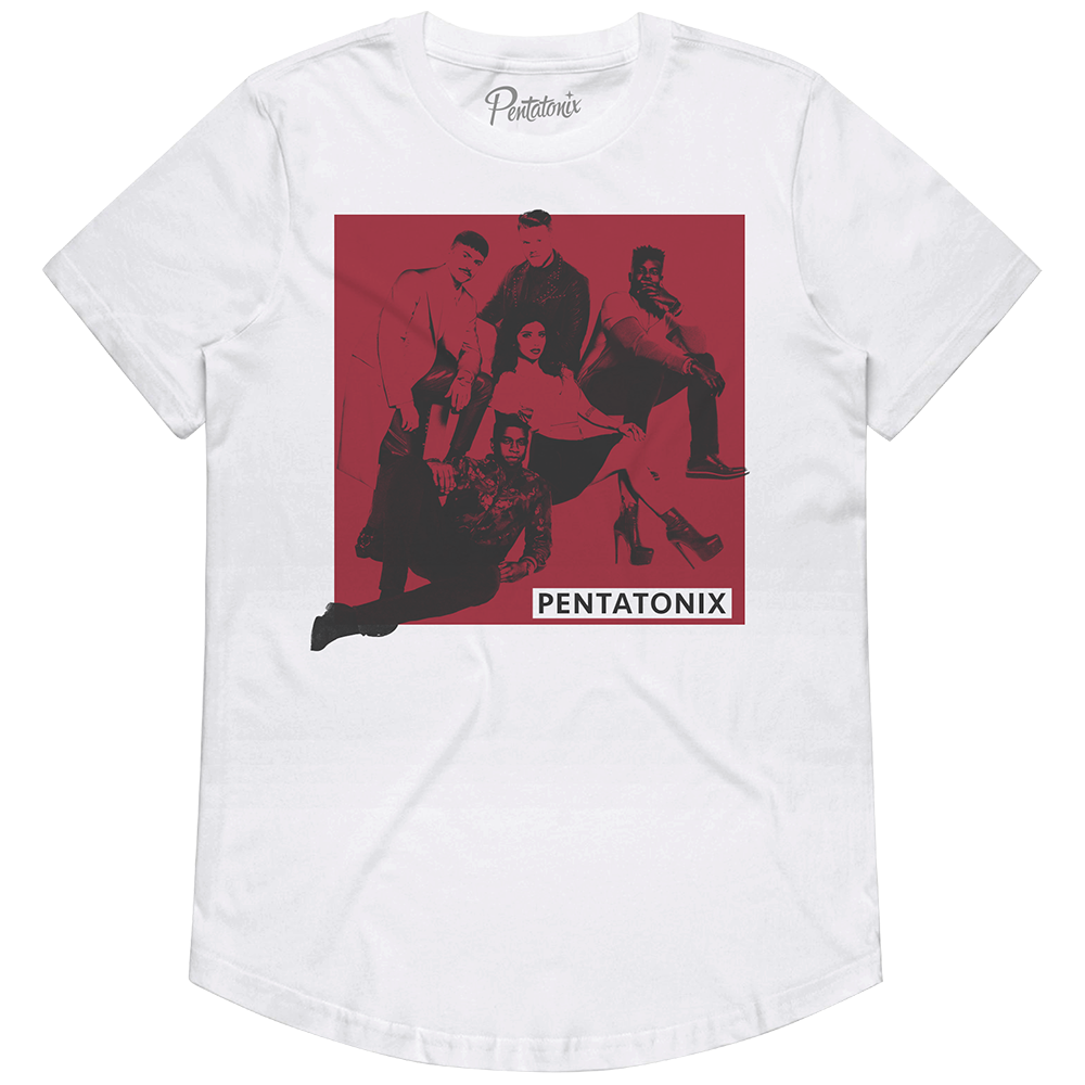 Red Box Ladies Tee
