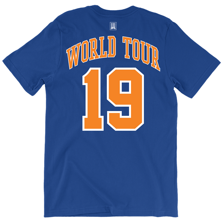 New York Tour Tee