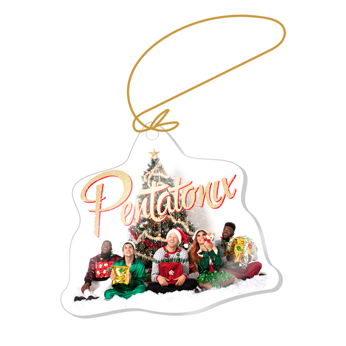 <i>Best of Pentatonix Christmas</i> Ornament