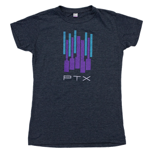 PTX Navy Keys Ladies Tee
