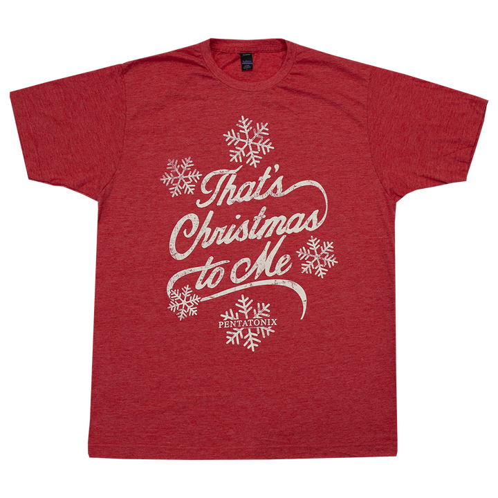 That's Christmas Red Tee