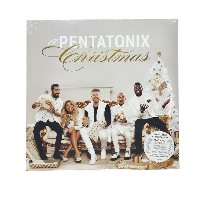 A Pentatonix Christmas LP