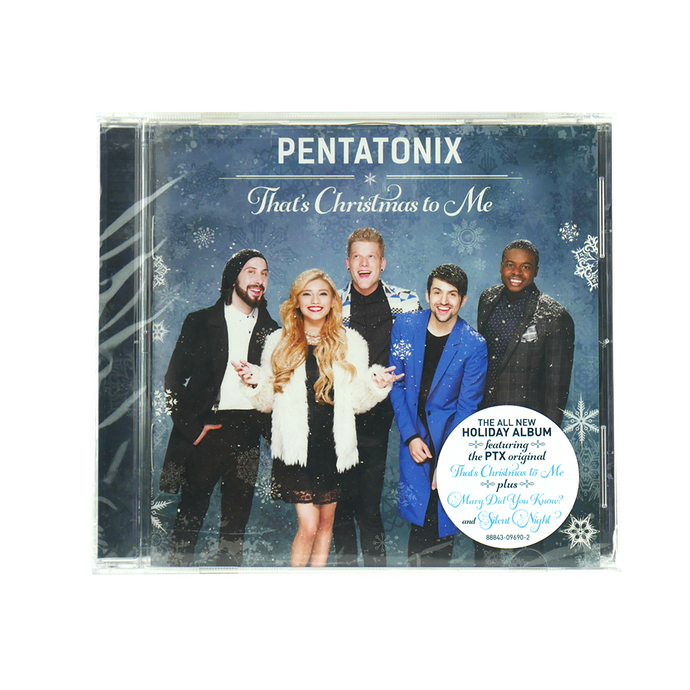 PTX: That's Christmas CD