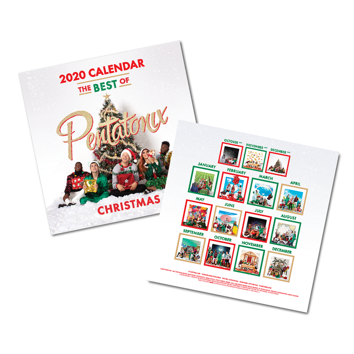 Best of Christmas 2020 Calendar