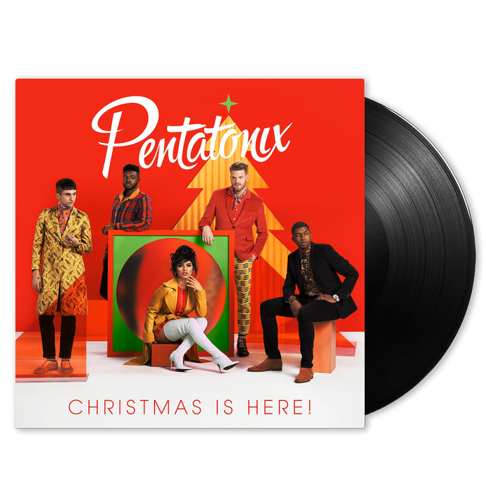 Christmas Is Here! Vinyl