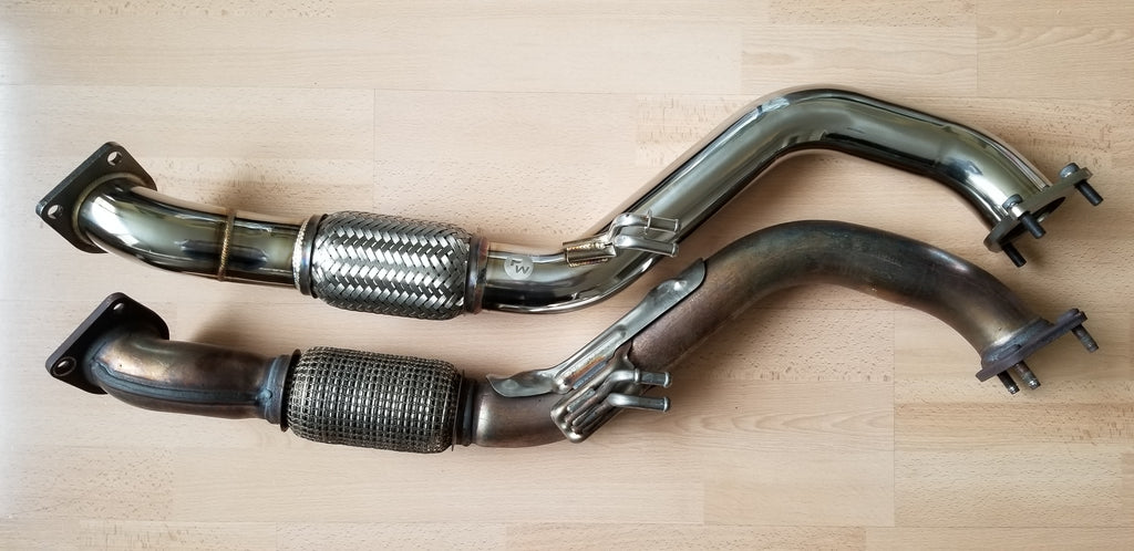Product Release: 2018+ Honda Accord Front Pipe (1.5T)