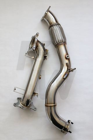2017+ Honda Civic Type R Exhaust Components (2.0T)