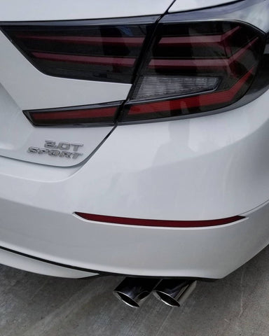 2018+ Honda Accord Sport Exhaust