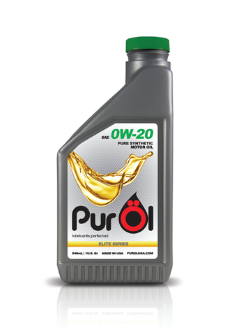 PurÖl Elite Series - 0W-20