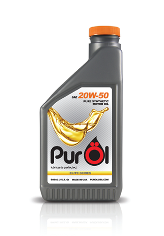 PurÖl Elite Series - 20W-50