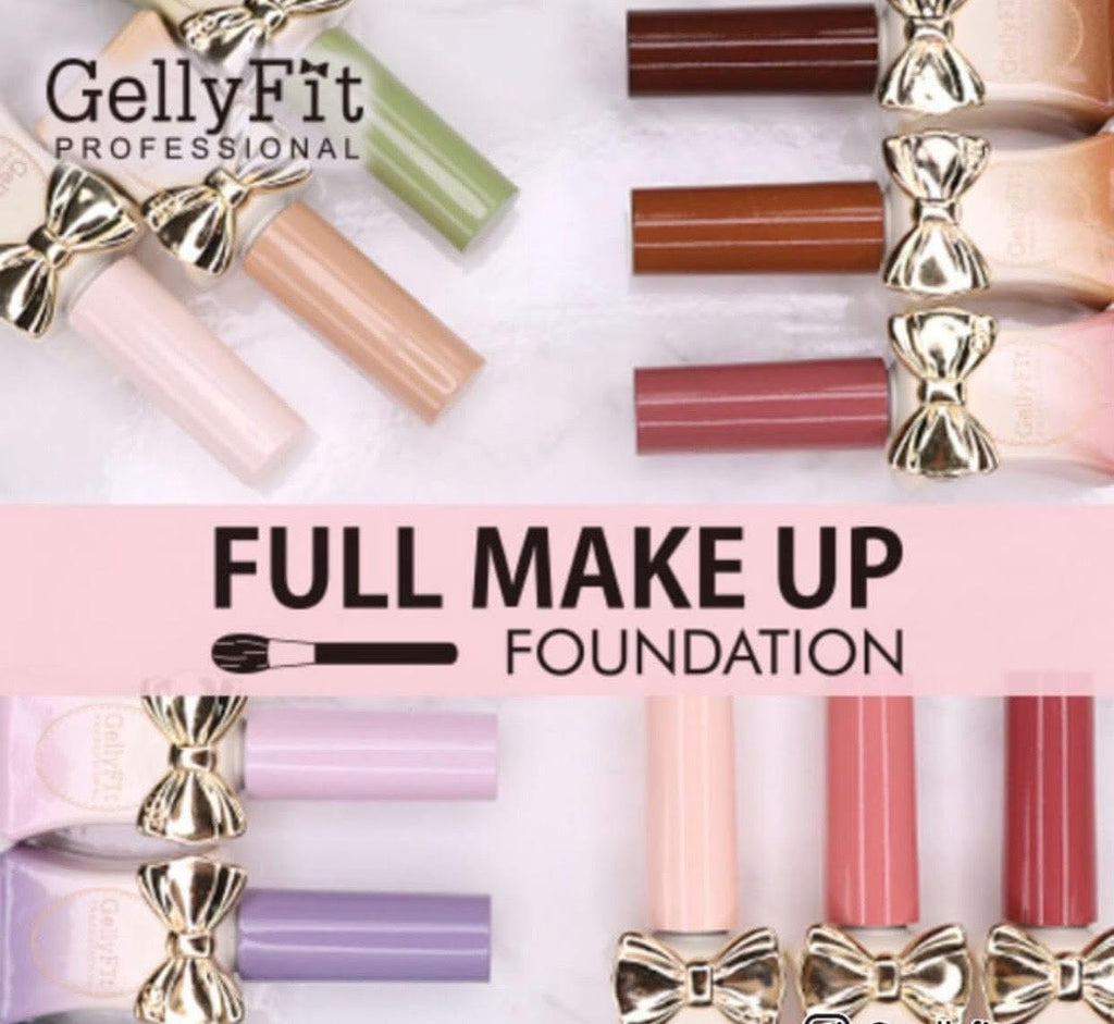 Full Makeup Foundation Collection