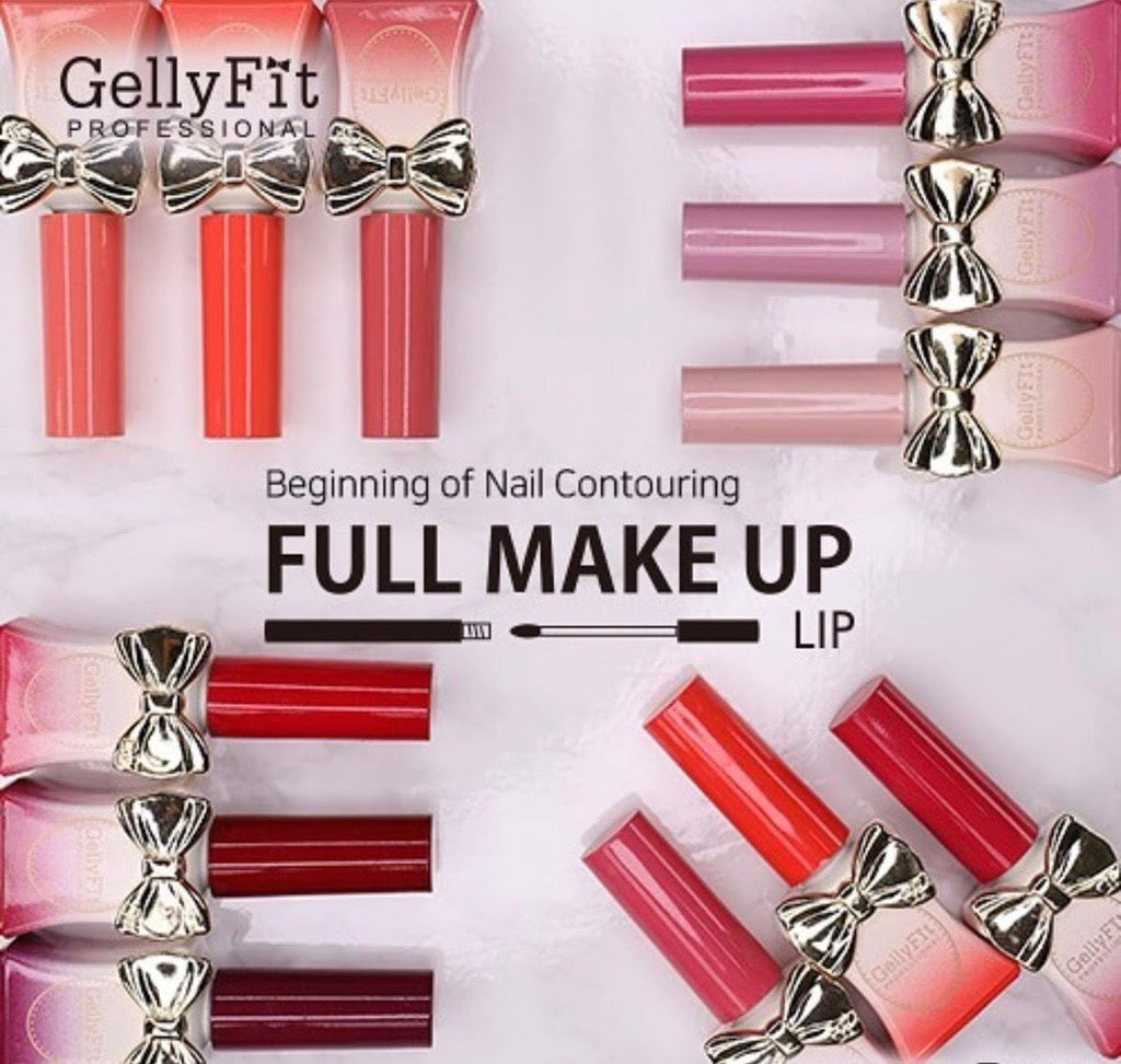 Full Makeup Lip Collection
