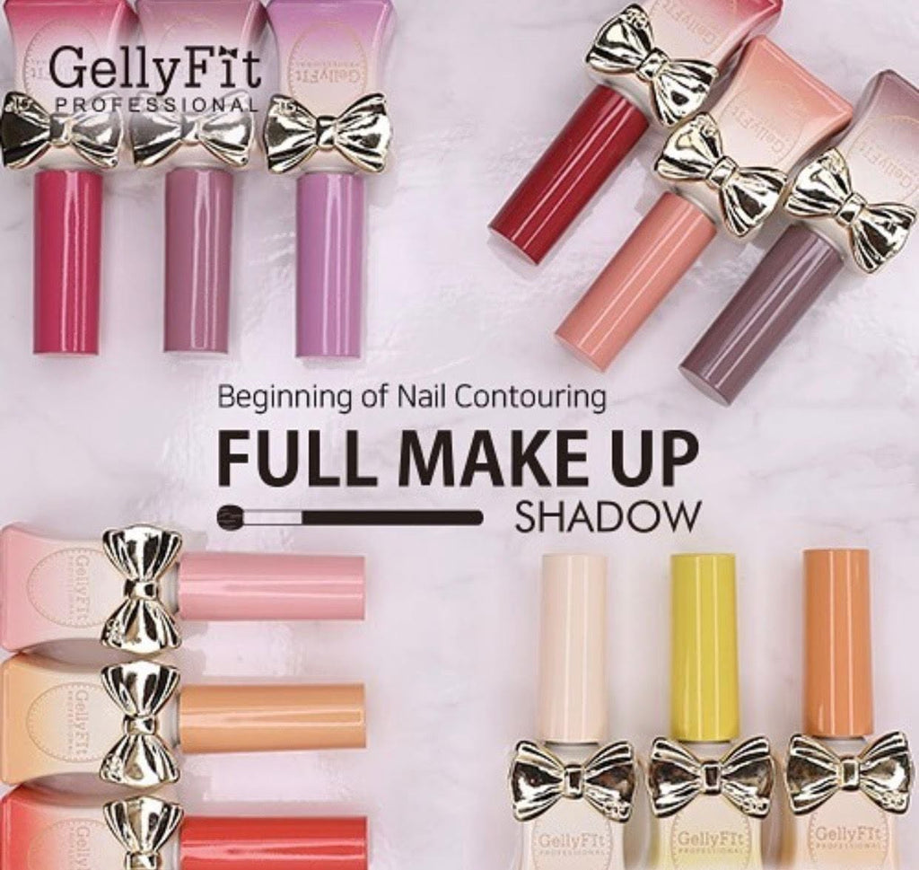 Full Makeup Shadow Collection