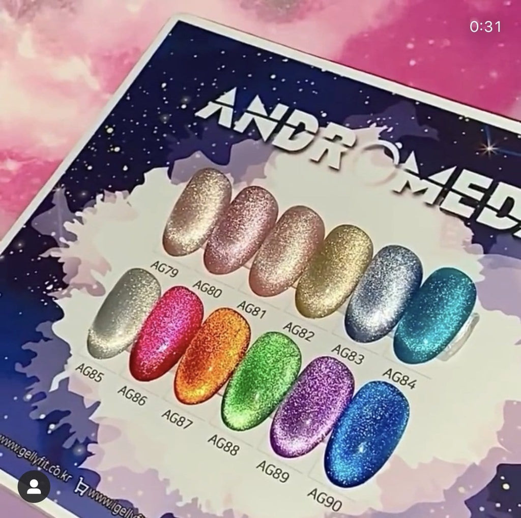 All That Glitter Andromeda Full Collection