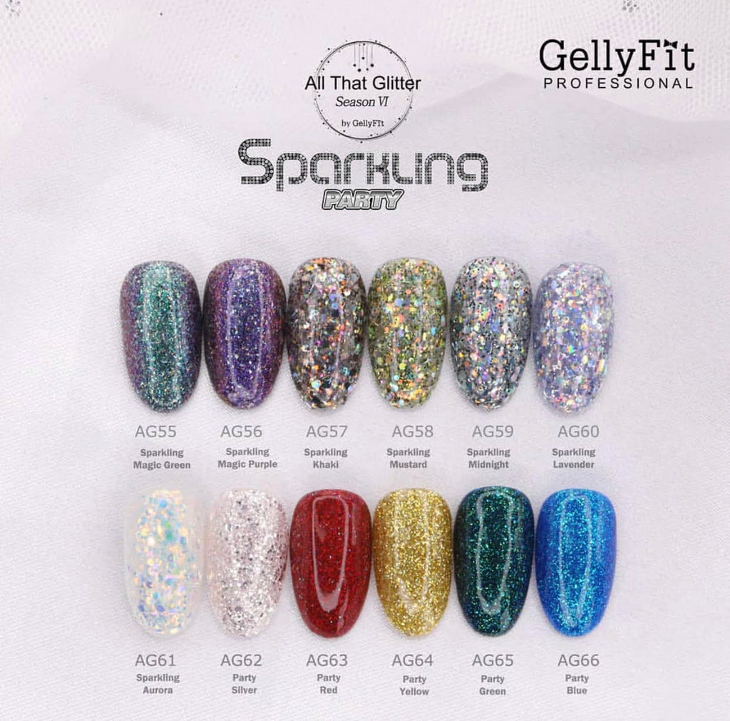 All That Glitter VI Sparkling Party Collection