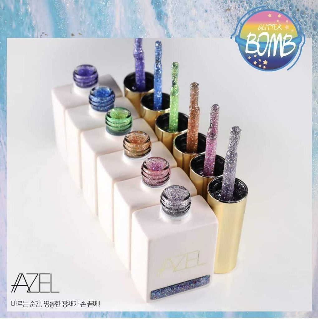 PRE-ORDER Glitter Bomb Collection AZEL