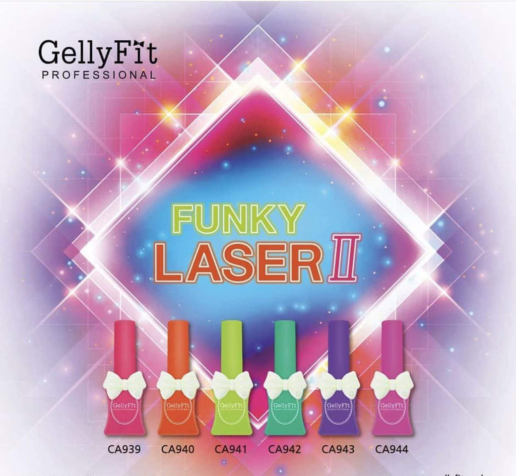 Funky Neon Laser II Collection