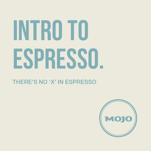 Intro to Espresso