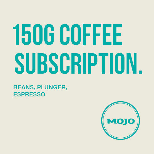 150g Coffee Subscription