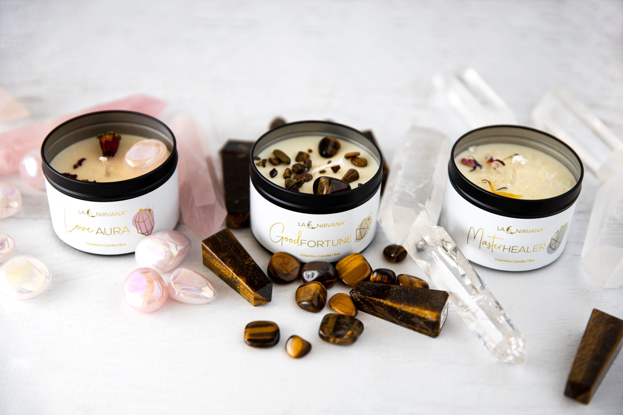 Intention Scented Magic Candles