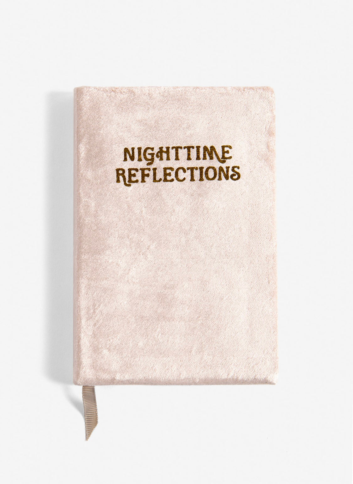 Nighttime Reflections Guided Journal