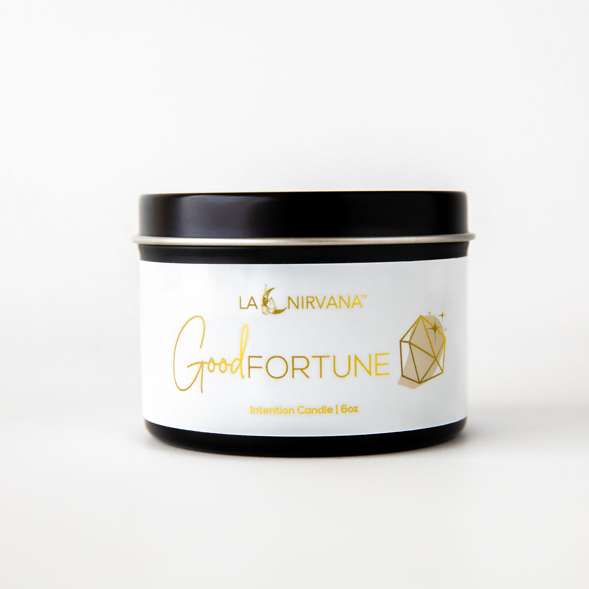 Good Fortune Manifestation Candle