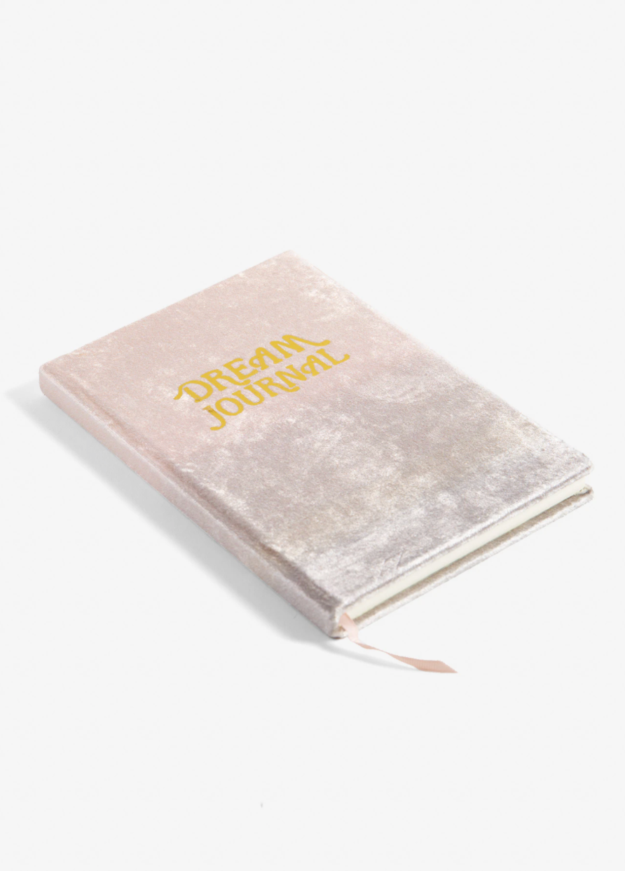 Dream Velvet Guided Journal