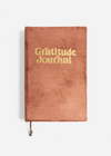 Gratitude Guided Journal || SOFT RUST