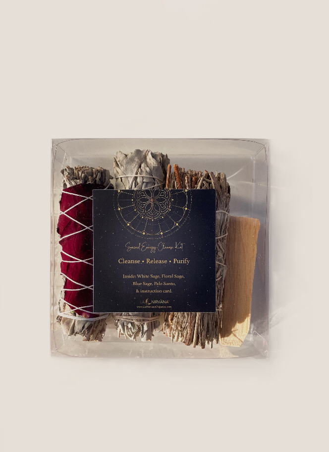 Sacred Energy Cleanse Kit