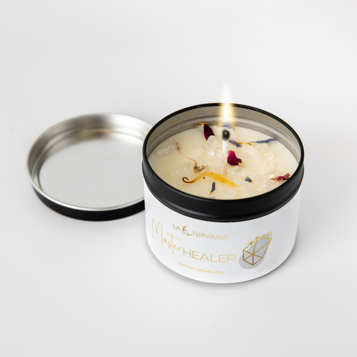Master Healer Intention Candle