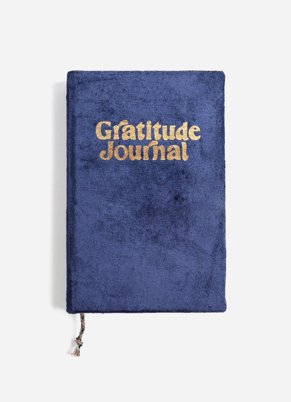 Gratitude Guided Journal || NAVY