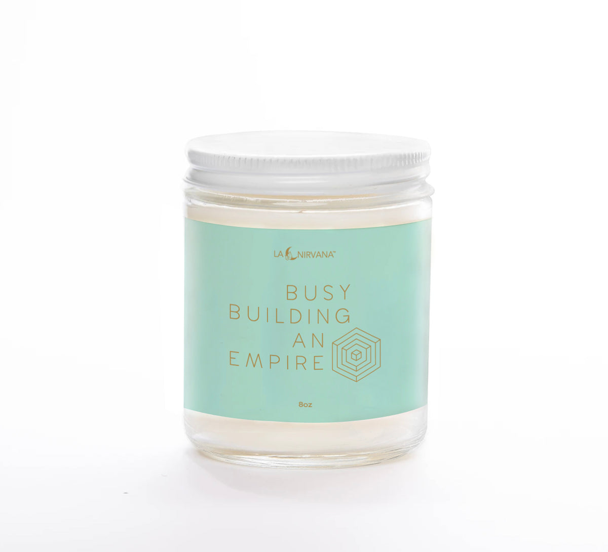 BUSY BUILDING AN EMPIRE CANDLE