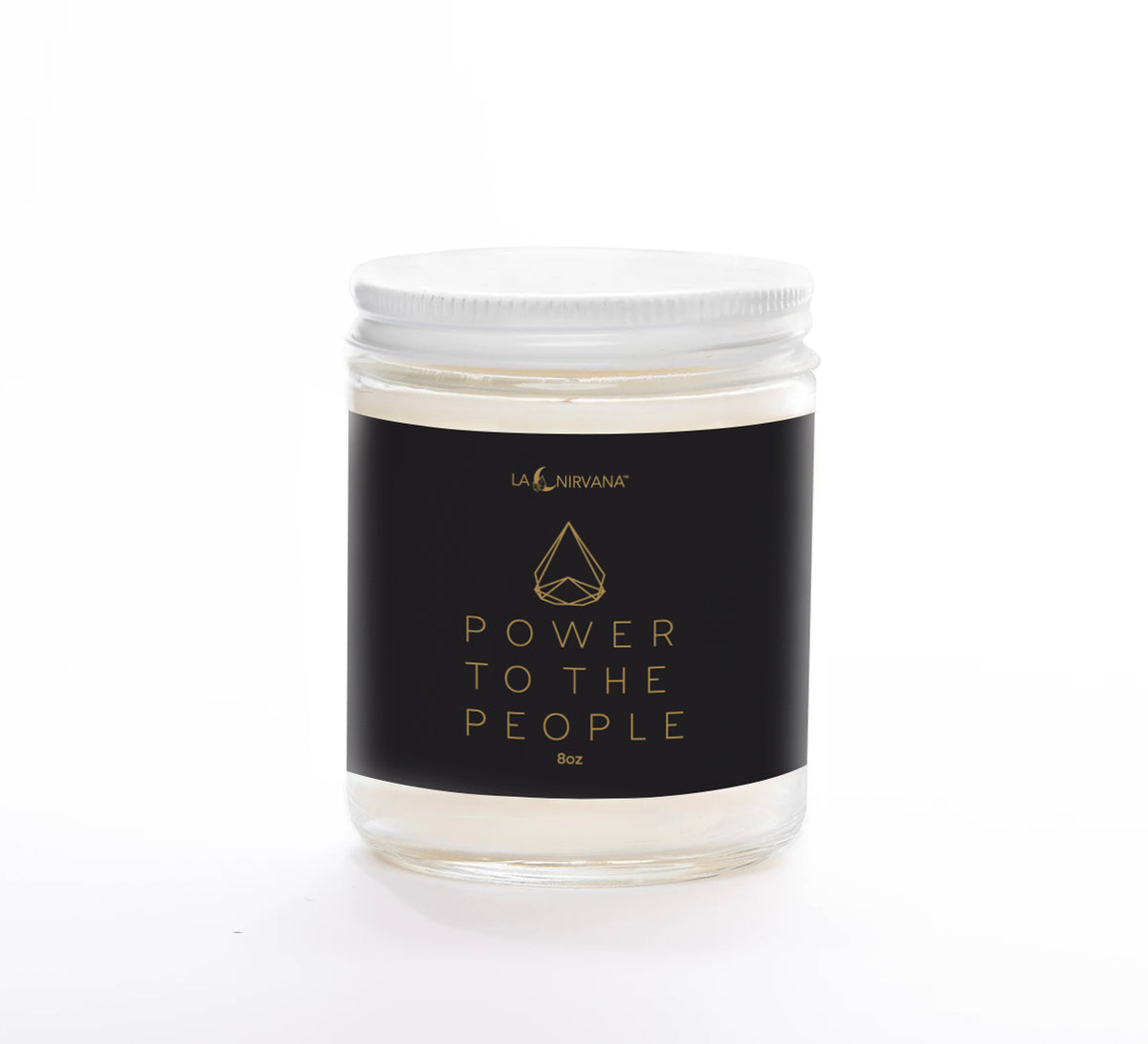 Power To The People Candle