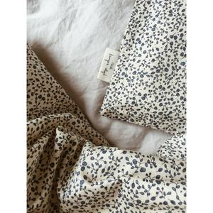 Junior bedding 140 cm - Blue Blossom mist