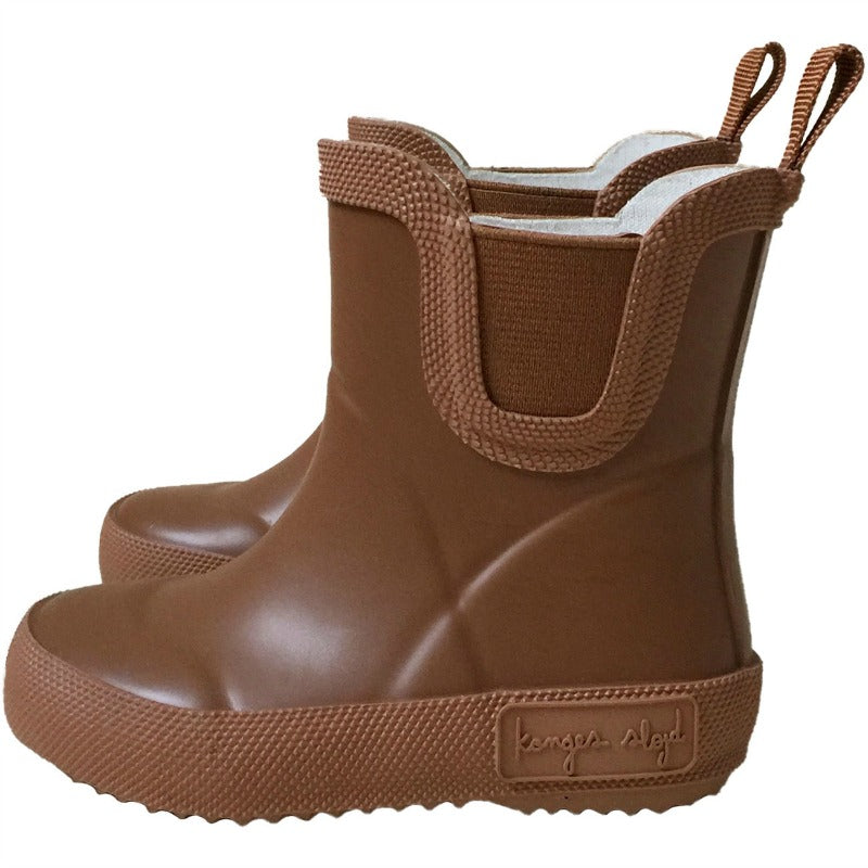 Welly Rubber Boots - Caramel