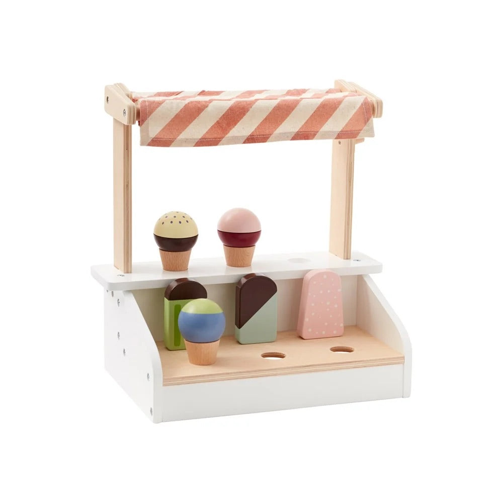 Ice cream table stand - Kid's bistro