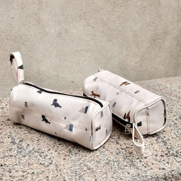 Fiona Pencil Case - Arctic mix