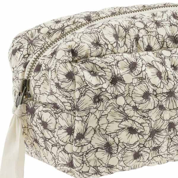 Toalettmappe - Quilted toiletry bag - Magnolia