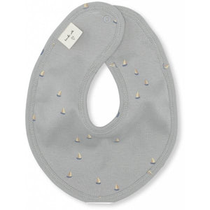 Konges sløjd bib - Mille Marie French Blue
