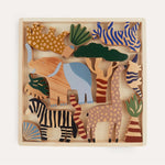 Safari Animal Box (Set of 12)