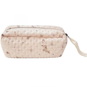 Toalettmappe - Quilted toiletry bag - Nostalgie blush