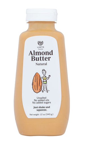 Almond Butter - Natural