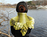 Leafy Capelet - Bonita Patterns