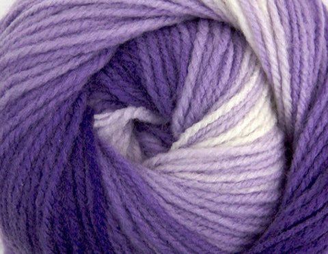 Bonita Yarns - Dream Baby Lilac Degrade - Bonita Patterns