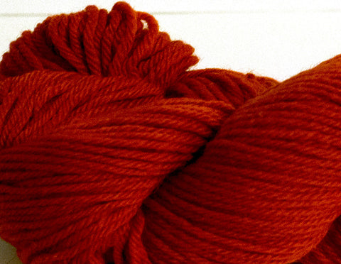 Cascade Yarn - 220 - Burnt Orange 9465B - Bonita Patterns